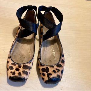 Cheetah Print Ballet Flats